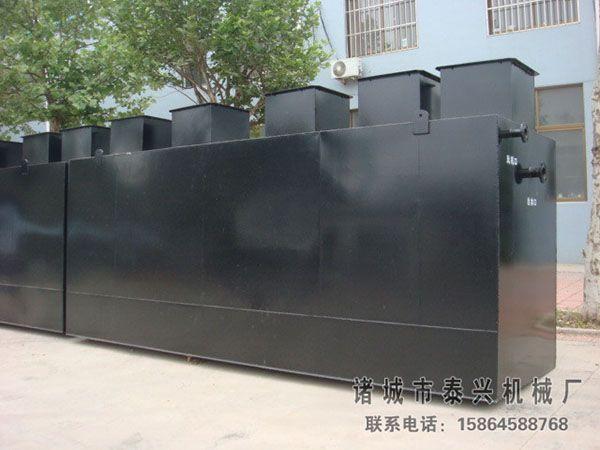 一体化污水处理设备批发商